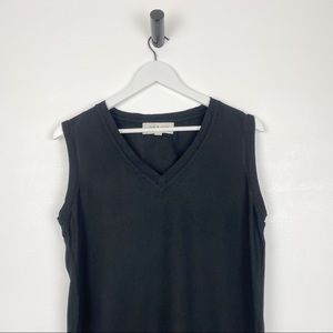 Anthropologie Cloth & Stone Tank Sleeve Top